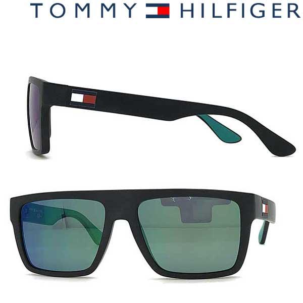 TOMMY HILFIGER サングラス トミーヒルフィガー メンズ&レディース グリーンミラーTO-1605S-3OL-Z9 ブランド
