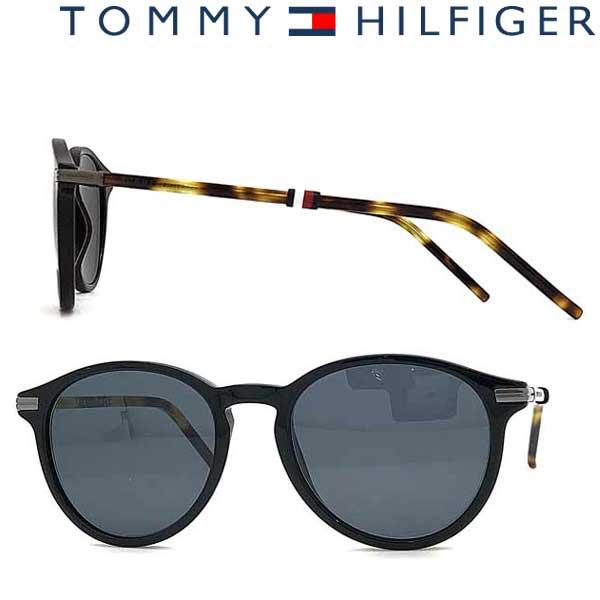 TOMMY HILFIGER サングラス トミーヒルフィガー メンズ&レディース ブラック TO-1673S-WR7-IR ブランド