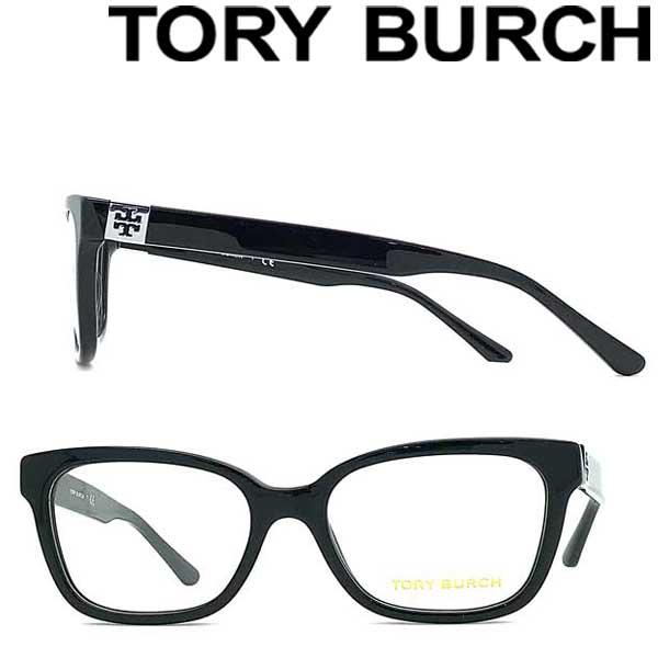 TORY BURCH メガネフレーム トリーバーチ ブラック 0TY-2084-1709 ブランド