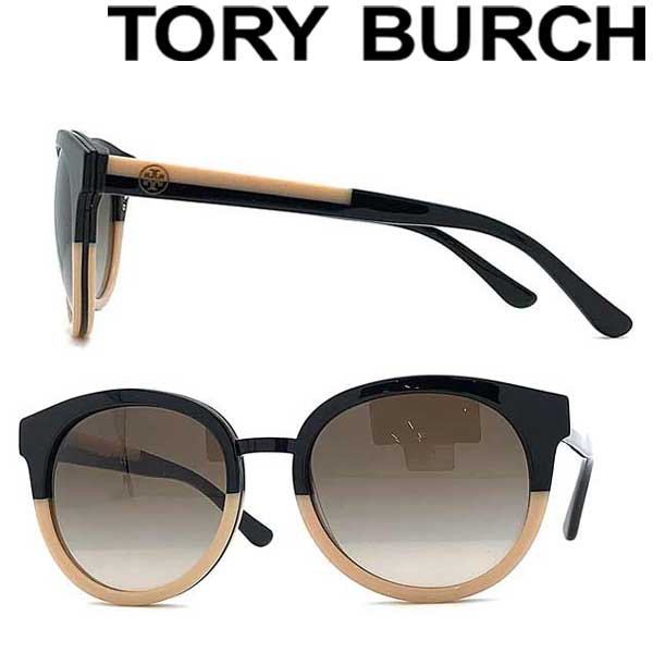 TORY BURCH サングラス UVカット トリーバーチ グラデーションブラウン 0TY-7062-123613 ブランド