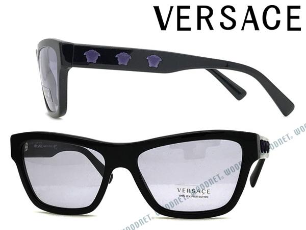 VERSACE サングラス UVカット ヴェルサーチ メンズ&レディース ライトパープル 0VE-4289-GB1-87 ブランド