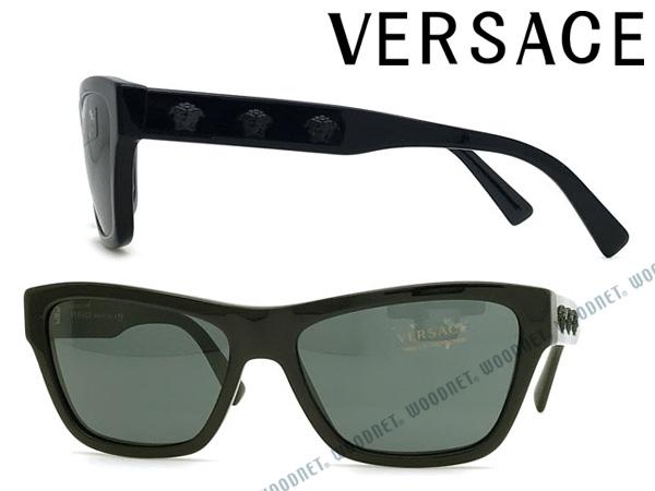 VERSACE サングラス ヴェルサーチ メンズ&レディース ブラック 0VE-4289-GB1-87 ブランド