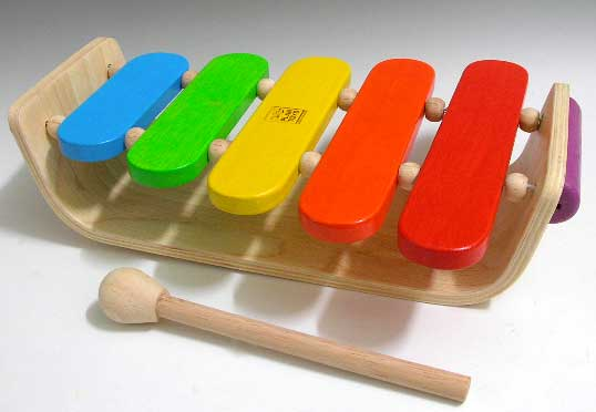Musical Toys For 1 Year Olds : Woodpal: オーバルシロ von plants trees toys musical instruments toys