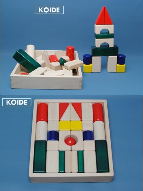 「ま~るい積木」日本製 積み木 コイデ 男の子 女の子 つみき 積木 ブロック 木製 おもちゃ 知育 木のおもちゃ 1歳 2歳 お祝い【20134】 出産祝い 送料無料