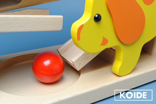 Educational Toys Age 2 : Woodpal: made in japan corocorokincon f baby boys girls wood ramp