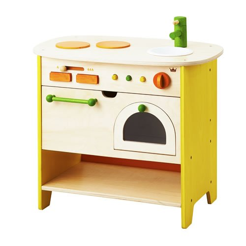 森のアイランドキッチン 対面型のキッチン ままごと キッチン 木のおもちゃ 木製 セット 女の子 ままごとキッチン おままごと キッチンセット 木のおままごとセット ままごとセット 【お誕生日】3歳:女 名入れ