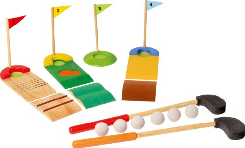 WOODPAL Rakuten Global Market VOILA boiler Golf set toys wooden