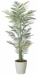 ★お求めやすく価格改定★ 期間限定ポイント10倍/光触媒トロピカルアレカパーム1.8:造花の専門店 きつつき-花・観葉植物