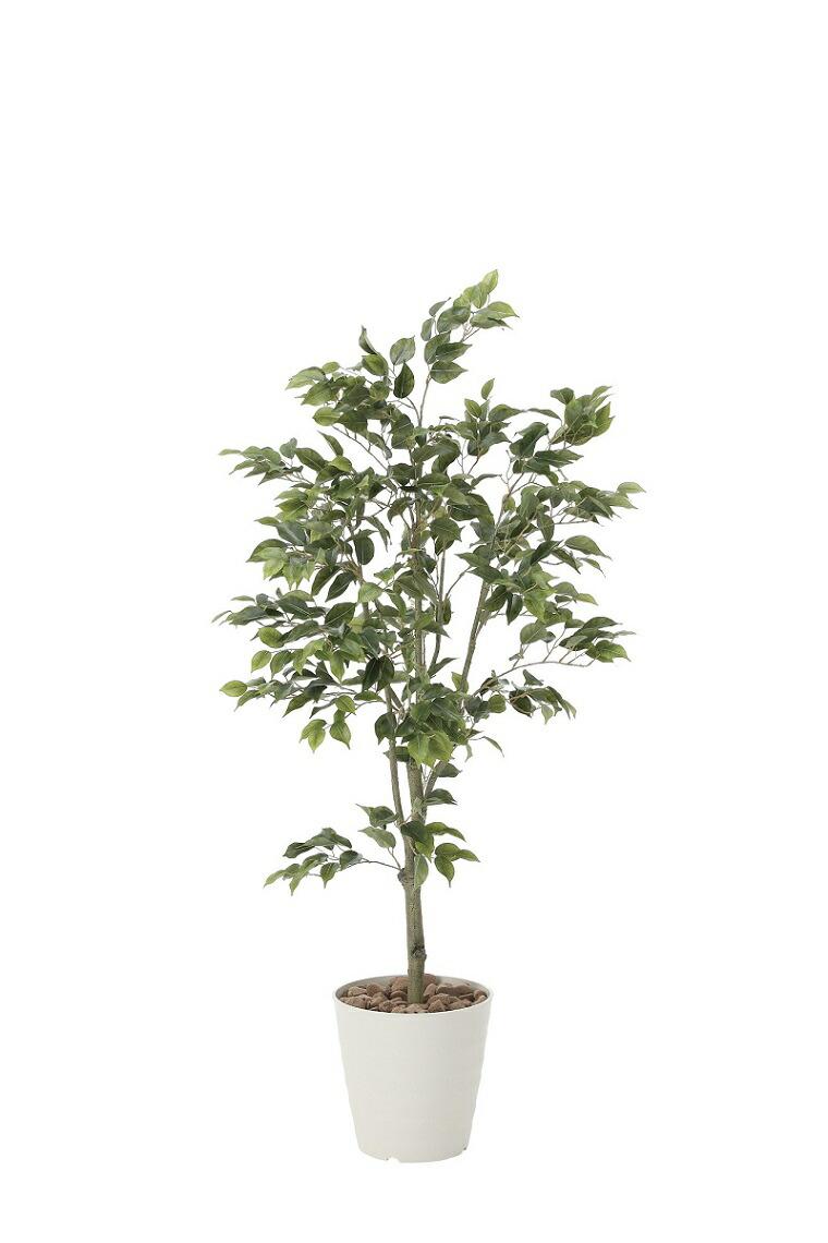 光触媒 人工観葉植物 光の楽園 人工観葉植物フィカスツリ―1.51.5m光触媒加工送料無料フェイクグリーン代引き不可