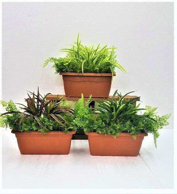 当店は最高な 訳あり サービスを提供します 人工観葉植物 グリーンプランター まとめてお買い得 屋外仕様可 大量発注可能です. フェイクグリーン 3種よりお選びください 造花