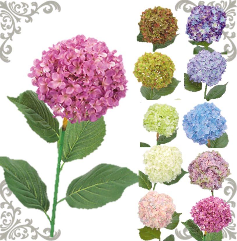 本物そっくりのあじさい お花がボリュームありますので 1輪だけでもとても魅力のあるお花です メーカー公式ショップ あじさい スプレー 単品 梅雨 装飾 激安卸販売新品 ディスプレイ 店舗装飾 全長80cm 良質像造花 お手入れ不要 施設装飾 本物そっくり ハイドランジア 紫陽花 選べる10色 造花 領収書発行 大量注文受付中