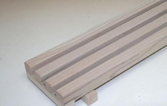 40%OFFの激安セール 花台棚板B 細桟 大規模セール タイプ 小型商品 900-4P幅900mm×奥行168mm