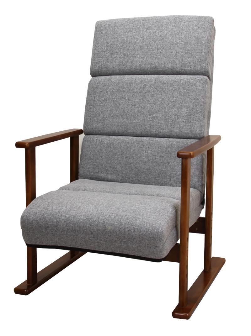 リクライニングチェア 一人掛け 椅子【送料無料】