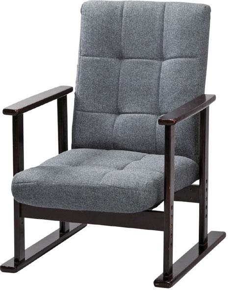 リクライニングチェア 一人掛け 椅子 24【送料無料】