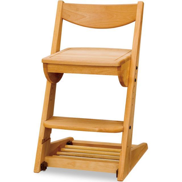 学習椅子 アルダー材 オイル仕上げ チェアー102 【送料無料】【smtb-k】【ky】
