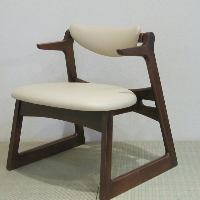 らくらく椅子 キャスパーチェア 疲れにくい 椅子 H40cm【送料無料】【smtb-k】【ky】