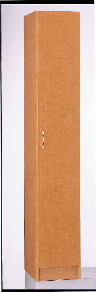 収納庫 掃除用具入れ 収納 30cm 完成品 日本製  掃除用具 すきま収納 棚 ストッカー すきま家具 小スペース クリーナー 【送料無料】ホワイト色欠品中