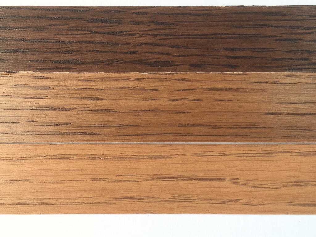 Wood Species Oak Oak Dark Color Painted With Natural Wood Veneer Board Wood Tape With Adhesive 20mmx10m