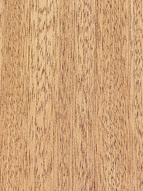 上品に、かわいらしく。 150mmx2M 樹種:マホガニー天然木 木口ウッドテープ 粘着付