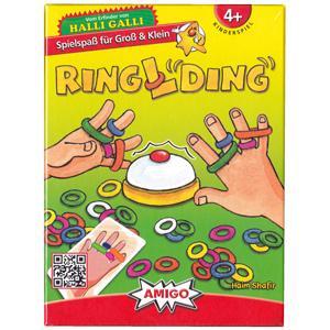 ハリガリ リング  <BR>アミーゴ社 カードゲーム AMIGO
