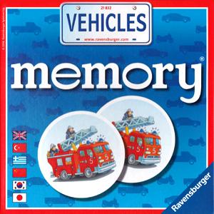 大好きなくるまがズラリ 新作通販 2歳から遊べる ラベンスバーガー社カードゲーム ビークル メモリー 即出荷