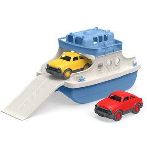 緑Toys(グリーントイズ)フェリーボート ミニカー付アソート