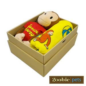 ズービーペッツ(Zoobiepets)キュリアスジョージギフトボックス