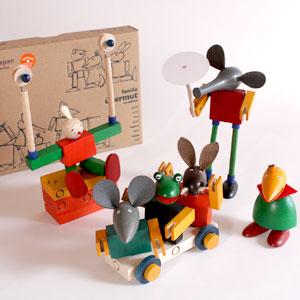 ケルナースティックスタンダード紙箱入り【おもちゃ歳から】【子どもお誕生日知育玩具プレゼントキッズ子供ゲーム木のおもちゃギフト出産祝い赤ちゃん男の子女の子】