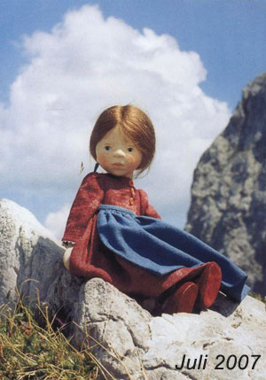 ポングラッツ人形 オールウッド2