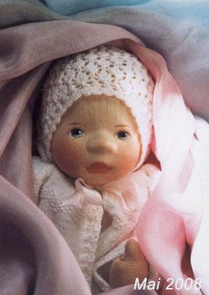 ポングラッツ人形 ミニベビー