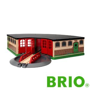 BRIO 大型車庫ブリオ 33736 レールパーツ