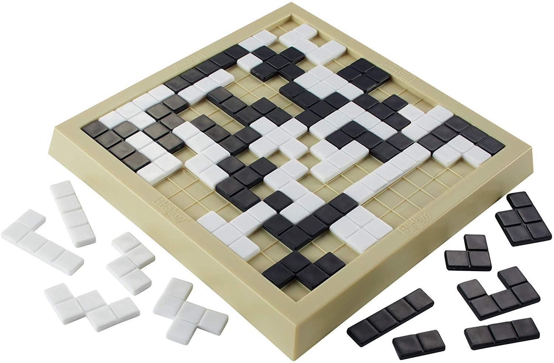 ドイツゲーム大賞ノミネートのシンプルな陣地取りボードゲーム ボードゲームブロックス 買収 デュオ アウトレット Duo Blokus