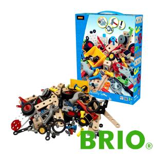 BRIO ビルダー アクティビティセットブリオ 34588