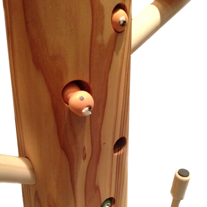 夢工房ももたろうひっつきむしの木(小)【おもちゃ歳から】【子どもお誕生日知育玩具プレゼントキッズ子供ゲーム木のおもちゃギフト出産祝い赤ちゃん男の子女の子】