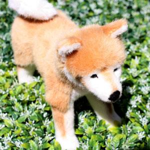 ケーセン社(Kosen)のぬいぐるみ柴犬
