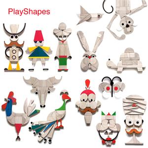 ミラーグッドマン(miller goodman)プレイシェイプス(PlayShapes)