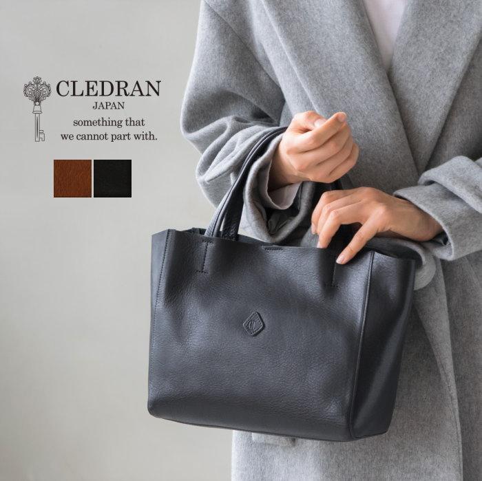[CL2735] CLEDRAN(クレドラン)DEBOR TOTE/M (デボール トートバッグ)【送料・代引き手数料無料】【メール便対象外】MN