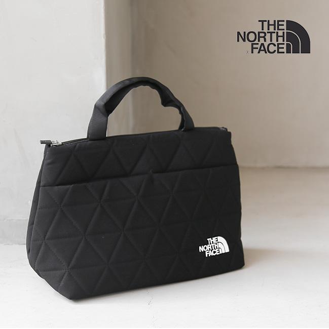 ◇[NM82058]THE NORTH FACE(ザ・ノースフェイス)Geoface Box Tote(ジオフェイスボックストート) uEE