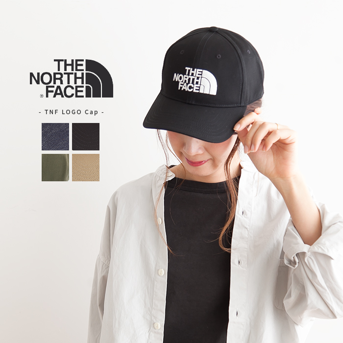 4241af289 ◇[NN01830] THE NORTH FACE (the North Face) TNF logo cap / hat / unisex ED
