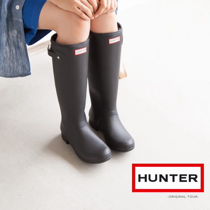 HunterOriginal Tour Rain Boots