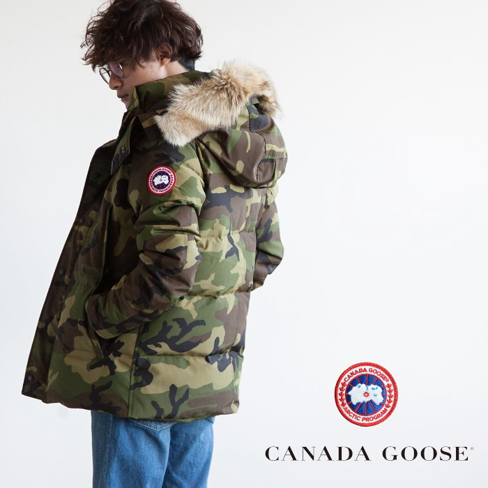 (3808 M) CANADA GOOSE (Canada goose) WYNDHAM PARKA (Windham parka / jacket down) D
