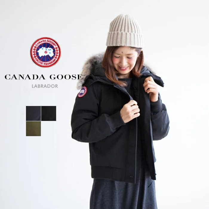 Japan domestic regular dealer  (7967JL) Cananda Goose (Canada goose)  women s down jacket LADIES LABRADOR (female labrador   down jacket) e18002e23
