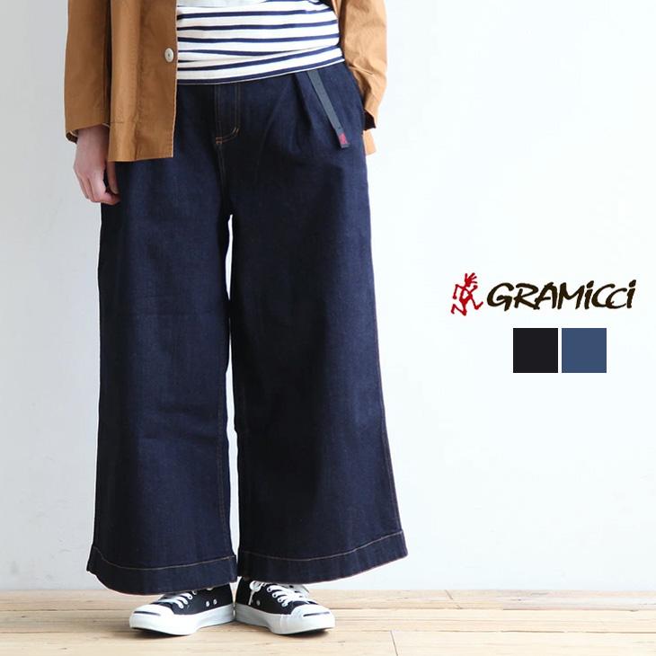 [9102-dej]GRAMICCI(グラミチ)DENIM BAGGY PANTS(デニムバギーパンツ)【メール便対象外】【佐川急便送料無料】AZ