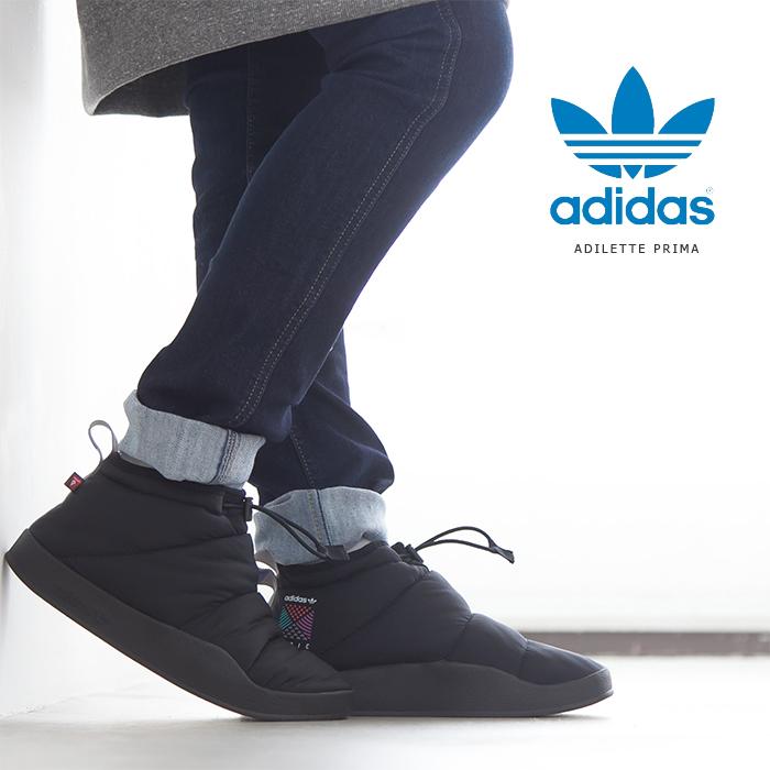 9157bb78745bc  B41744 adidas Originals (Adidas originals) ADILETTE PRIMA   アディレッタプリマ  (winter shoes   snow boot) JZ