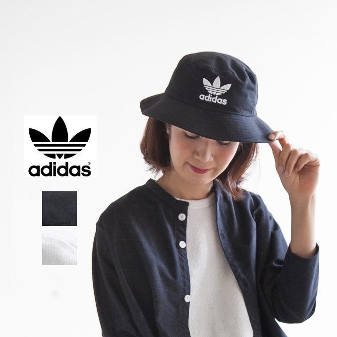MLH58 adidas Originals (Adidas originals) HERI BUCKET HAT AC pail hat W 50dcd6f33b5