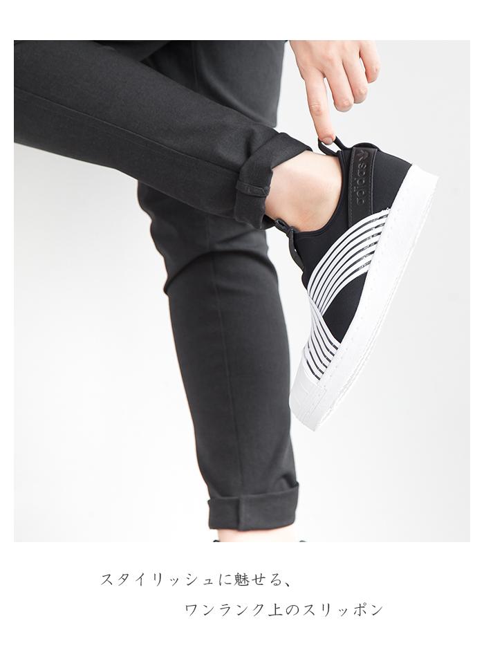 696fae8ec650a  D96703  adidas Originals (Adidas originals) SS SLIP ON W (superstar slip-ons  W) JN
