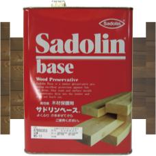 サドリンベース16L高性能木材保護着塗料用下地処理剤サドリン ベース Sadolin Base16 Lx1缶