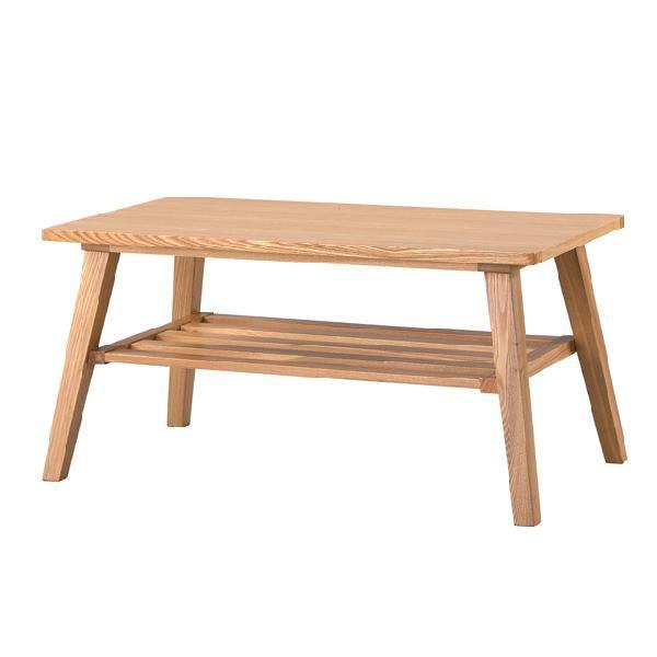 センターテーブル 木製 シック 幅80cm ナチュラル ローテーブル リビングテーブル コーヒーテーブル りびんぐてーぶる カフェテーブル