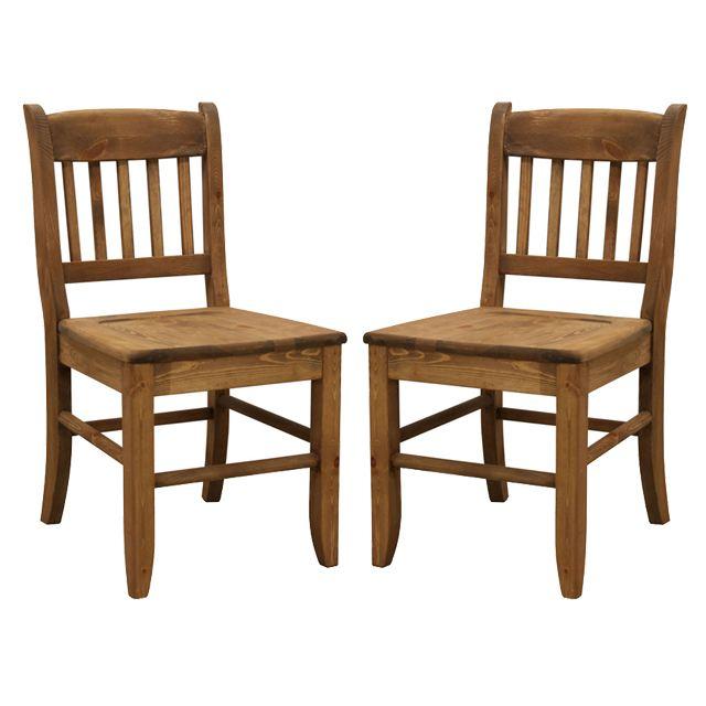 ダイニングチェアー 2脚セット ブラウン 茶 木製 カジュアル 食堂椅子 食堂チェアー 食卓チェアー 食卓椅子 カウンターチェアー いす イス カフェチェアー