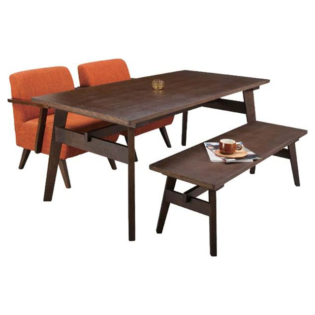 Dining Table Wood Country 4 Person Dining Table For 4 Persons Dining Table  For 4 People Hung Dining Table Dining Tables Dining Table Café Table Width  160 Cm ...